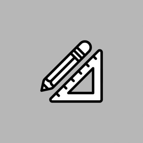 Logo personnalisé (0,5 x 0,5 M)