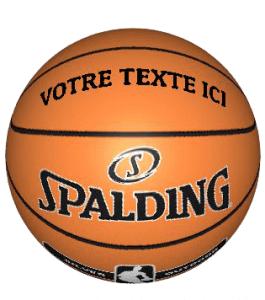 Ballon-basket-personnalisé