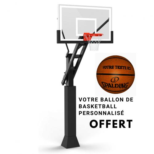 Panier de basketball réglable sur pied – Mega60