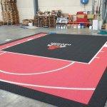 Terrain de basket Chicago Bulls