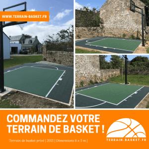 Terrain-basket-maison