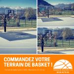 Installer un terrain de basket au sein d'un camping
