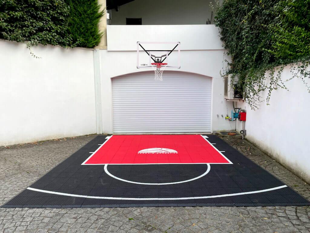 Comment transformer votre allée de garage en terrain de basket-ball ?