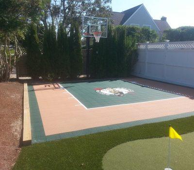 Terrain de Basketball (5) - Galerie - Terrain-basket