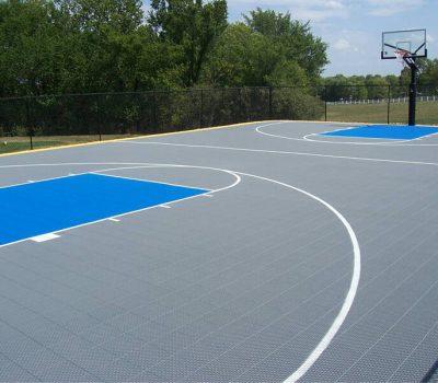 Terrain de Basketball (7) - Galerie - Terrain-basket