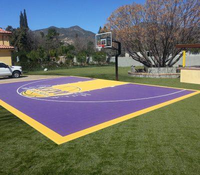 Terrain de Basketball (8) - Galerie - Terrain-basket
